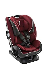 Suitable rearward facing from birth to 18kg/4 years Suitable forward facing from 9kg to 36kg/12 years Easy installation with ISOFIX and top tether when using in forward facing group 1 mode Guard Surround Safety panels provide extra side protection an...
