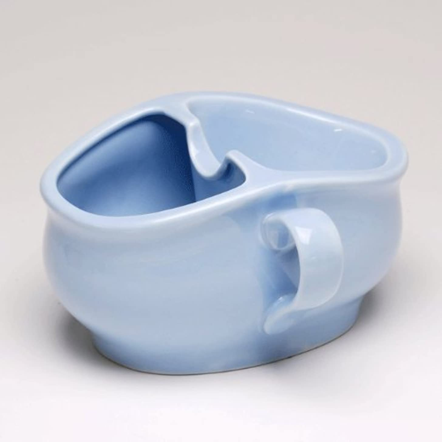 検索道徳教育銅パーフェクト シェービングカップ ブルー