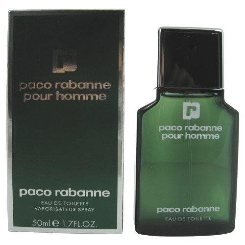Paco Rabanne Paco Rabanne Pour Homme Eau de Toilette 50ml Spray