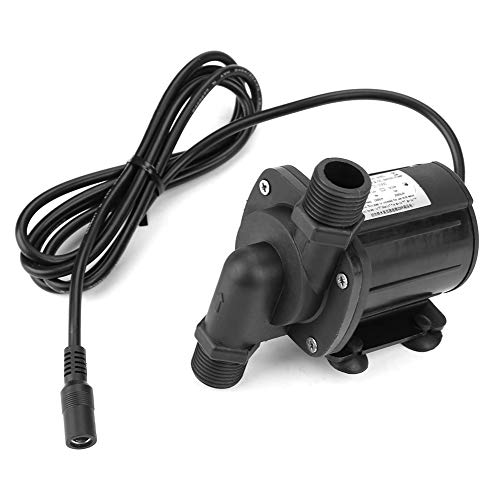 DC-Pumpen-Tauchpumpe, hoher Hydraulikkopf DC-Brushless-Boost-Tauchpumpe 12V (-40 ℃ -100 Model) Modell: JT-1000c-12
