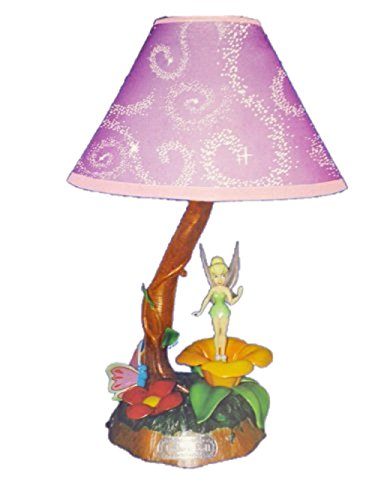 KNG Disney Fairies: Tinkerbell Animated  Lamp
