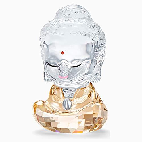 SWAROVSKI Crystal Cute Buddha Decoration Figurine 5492232