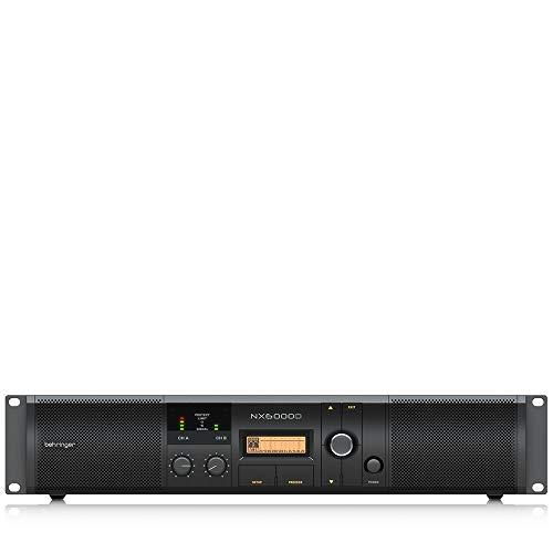 Lowest Price! Behringer Power Amplifier (NX6000D)
