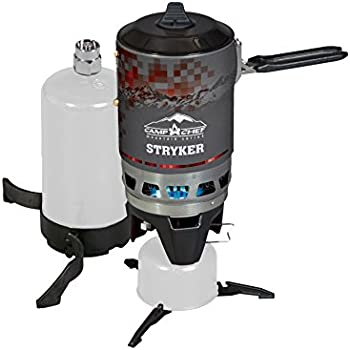 Camp Chef Ultralight Stryker Multi-Fuel Outdoor Camping Stove