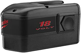 MILWAUKEE ELEC TOOL MLW48-11-2230 Milwaukee 48-11-2230 18-Volt 2.4 Amp Hour NiCad Slide Style Battery