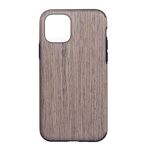 Holster Casse del Telefono Mobile & Cover, Wood Texture TPU Custodia Protettiva for iPhone XIR (2019) (Wood Type : Black Rose)