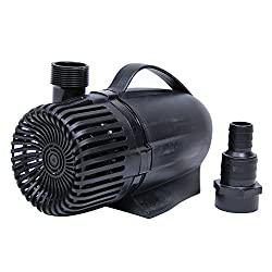 Pond Boss Waterfall Pump, 2300 GPH - Best Fish Pond Pumps