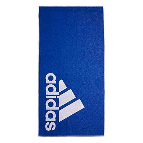 adidas Unisex-Adult Handtuch L, Team Royal Blue, NS