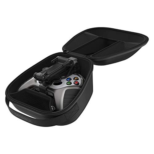 OtterBox - para Xbox One, Xbox Serie X|S, y Xbox Elite Series, Funda de Transporte Gaming para Mando inalámbrico, Negro. (Xbox Series X)