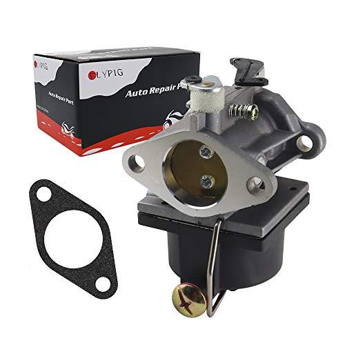 FLYPIG New Carburetor Carb Fit for Tecumseh 640065A 640065 11Hp 11.5Hp 12Hp 12.5Hp OHV110 OHV125 OHV130 OHV115 OHV120 OV358EA OVH135 Lawn Mower MTD Tractors