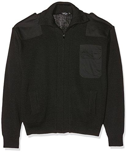 Strickjacke Miltec® schwarz Gr.48