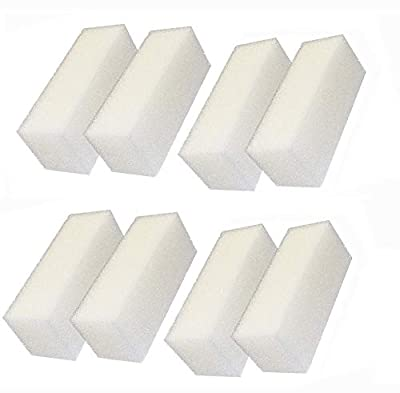 Podoy Foam Filter Pads for Compatible with Aqua Clear 110/500 AquaClear (Pack of 6)