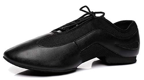 MINITOO Super Flex Comfort Standard Tanzschuhe Herren Schwarz EU 41