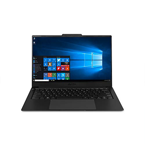 AVITA LIBER V14 NS14A8INF562-MB 14-inch Laptop (Core i5-10210U/8GB/512GB SSD/FHD/Windows 10 Home/Intel UHD Graphics 620/MS Office 365/1.25KG), Matt Black
