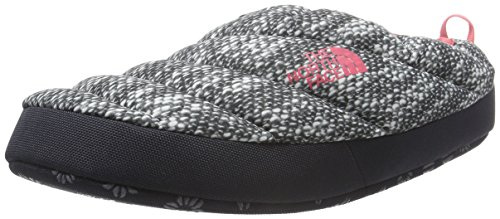 The North Face W Nse Tent Mule Iii, Zuecos Mujer, Multicolor (Ktyktpt/Clypcrl Nek), XS (36-38 EU)