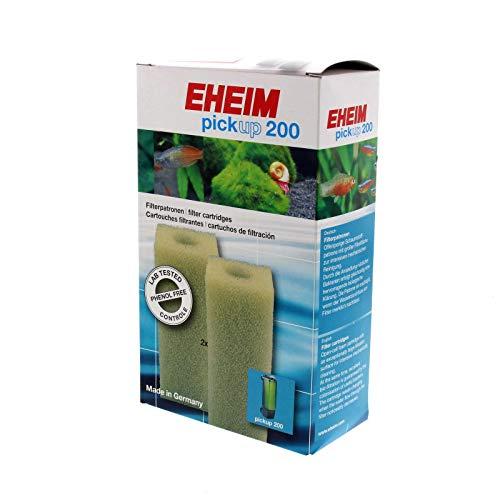 Eheim 2 cartuchos de filtro Pick-Up 200 (2012)