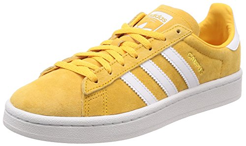 adidas Damen Campus W Sneakers,Orange (Naranja 000), 36 EU