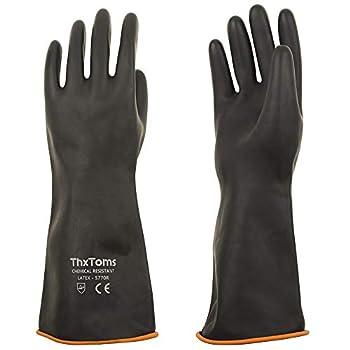 gloves for muriatic acid