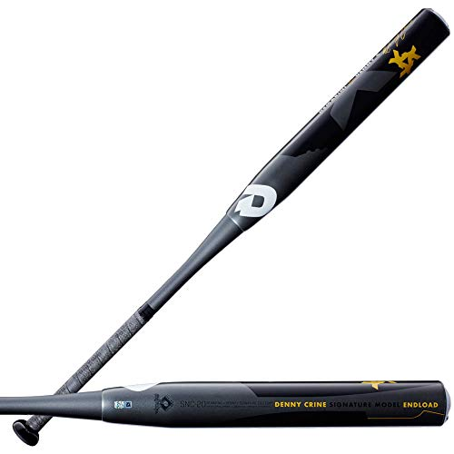Demarini 2020 Crine Signature Senior Slowpitch Softball Bat - 34'/28 oz