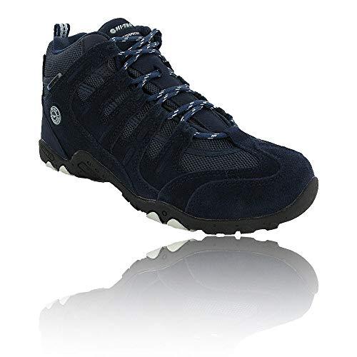 HI-TEC Women's High Rise Hiking Boots, Blue Cornflower Sprout 31, 36