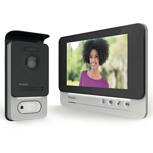 Philips 531019 Visiophone, Noir, 7'