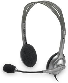 LOG981000214 - LOGITECH, INC. H110 Stereo Headset