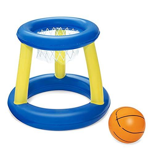 Pineapplen Aro de Baloncesto AcuáTico, Flotador de Piscina, Juego de Juego Inflable, Juguete para Piscina, Juguete para Deportes AcuáTicos, Juguetes Flotantes para Piscina para NiiOs