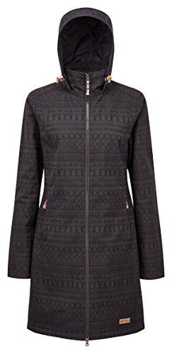 Sherpa Damen Divya Parka Coat XS schwarz