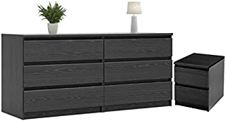 Amazon.com: Wood - Bedroom Sets / Bedroom Furniture: Home ...