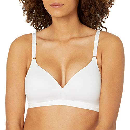 Warner's womens Cloud 9 Wire-Free Contour Bra,White,34A