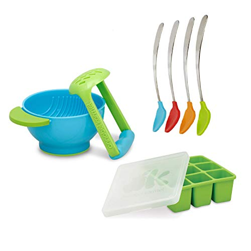 Product Image of the Nuk Mash and Serve