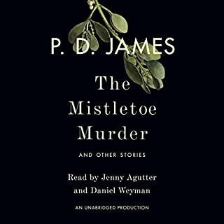 The Mistletoe Murder cover art