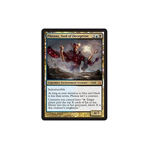Magic The Gathering - Phenax, God of Deception (152/165) - Born of The Gods