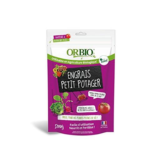 OR BRUN Engrais Petit Potager, Violet, 500 g