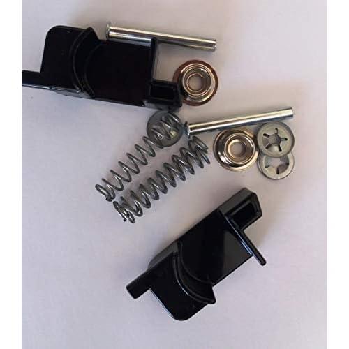Peg Perego - Kit di riparazione poggiapiedi Pop Up e tutti gli accessori per passeggino sportivo