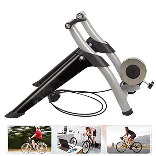 Starsmyy Indoor fietstrainer, magnetisch, met ruisonderdrukking