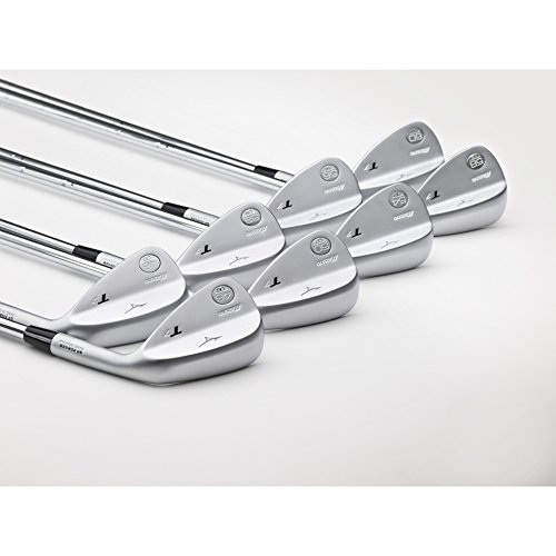 Product Image 3: Mizuno Golf Men's T7 White Satin Wedge Right 56-14
