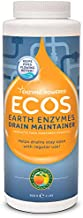 ECOS Earth Friendly Products Earth Enzymes Drain Maintainer, 2lbs