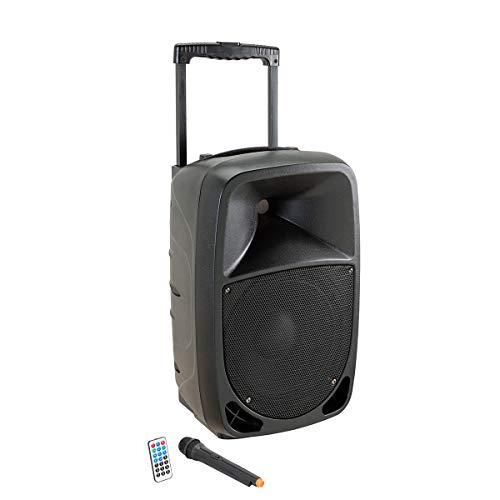 Soundsation Go-Sound 10AMW - Diffusore Attivo a Batteria 360W