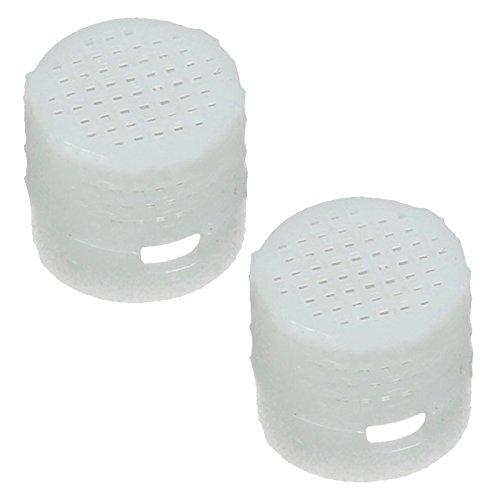 BEKO - Tapón dispensador de agua para frigorífico (2 unidades)
