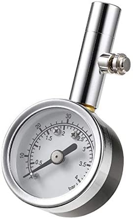 CZC AUTO Heavy Duty Tire Pressure Gauge Reader Checker 0 60PSI ANSI B40 1 Accurate Mechanical product image