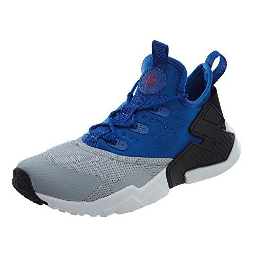Nike Huarache Drift BG Bambino, Blanc Noir, 40 EU
