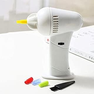 Fashionwu 電気 耳かき 真空 コードレス 耳クリーナー ワックス セーフ リムーバー ツール