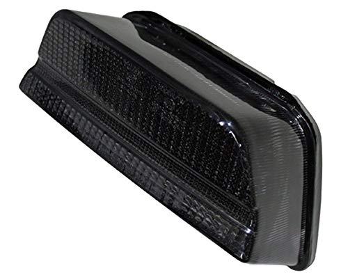 SHIN YO LED-Rücklicht mit getöntem Glas, KAWASAKI ZRX 1100/1200 97> ZRX 1100