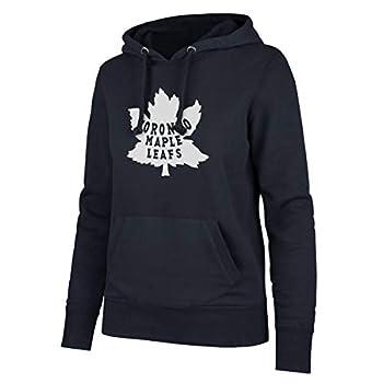 OTS NHL Toronto Maple Leafs Women s Fleece Hoodie Alternate Logo Medium