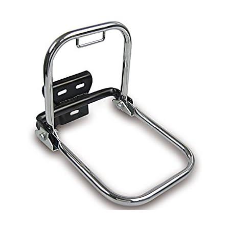 Gepäckträger Hinten S50 S51 S70 Schwarz Im Satz Mit Kurzen Stützbügel Schutzblechhalter Auto