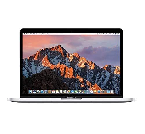 Apple MacBook Pro 13.3' (i5-7360u 2.3ghz 8gb 128gb SSD) QWERTY U.S Teclado MPXQ2LL/A Mitad 2017 Plata (Reacondicionado)