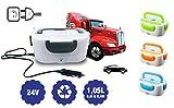 Maxell Power CE TARTERA ELECTRICA LUZ Coche CAMION 1,05L 12V 24V 220V Taper PORTATIL Fiambrera (Coche)
