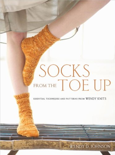 Socks from the Toe Up (English Edition)