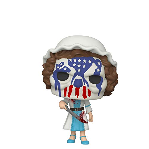 Funko Pop! Figura De Vinil Movies: The Purge - Betsy Ross (Election Year)